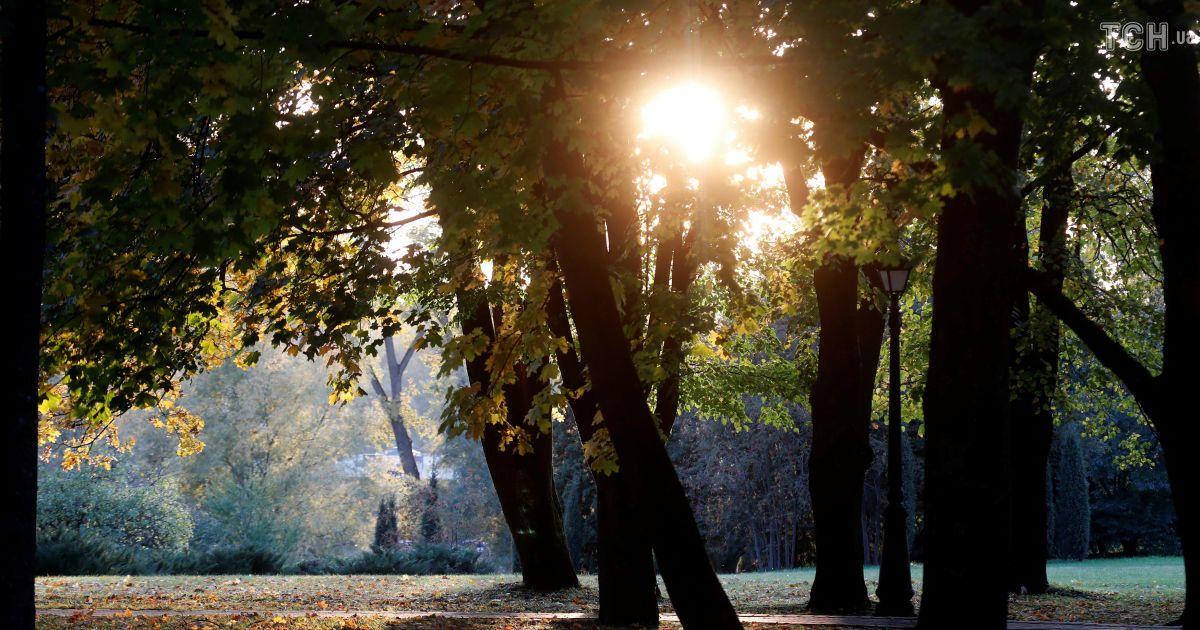 Осень в Беларуси @ Reuters