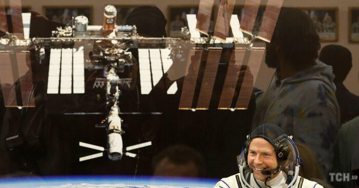 Американський астронавт Тайлер Хейг