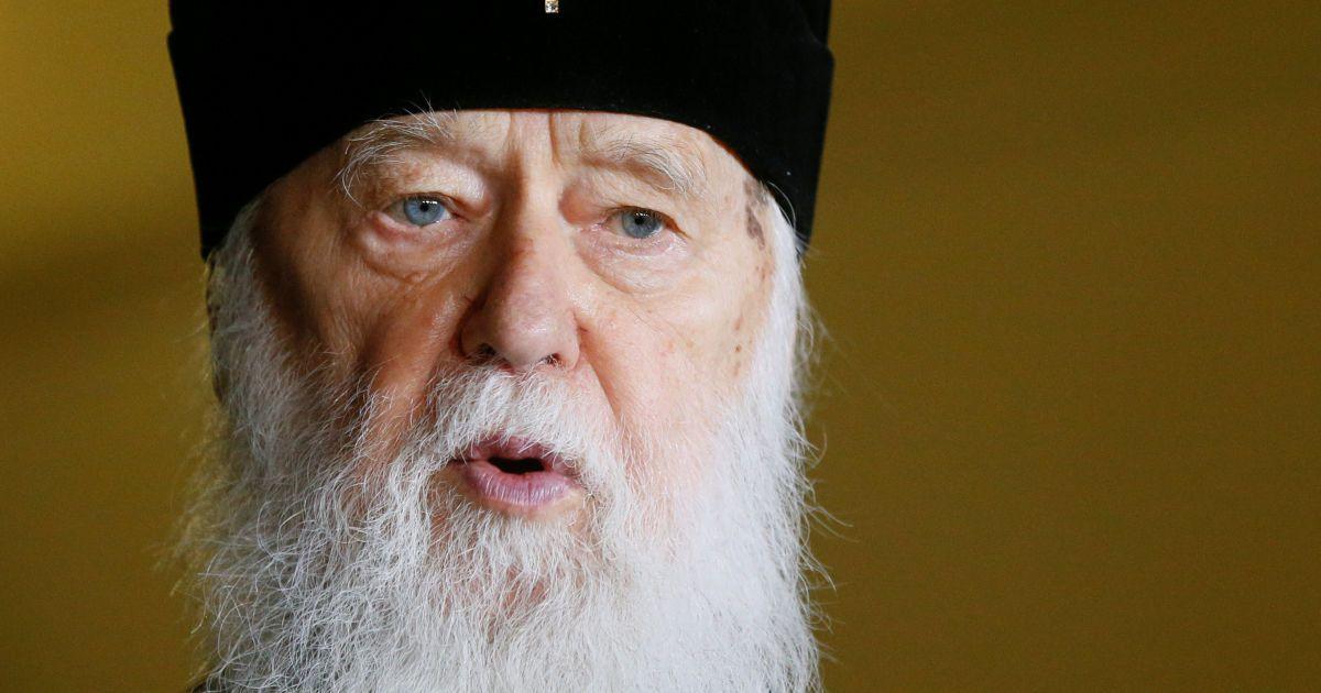 Филарет призвал иерархов готовиться к избранию главы Поместной церкви