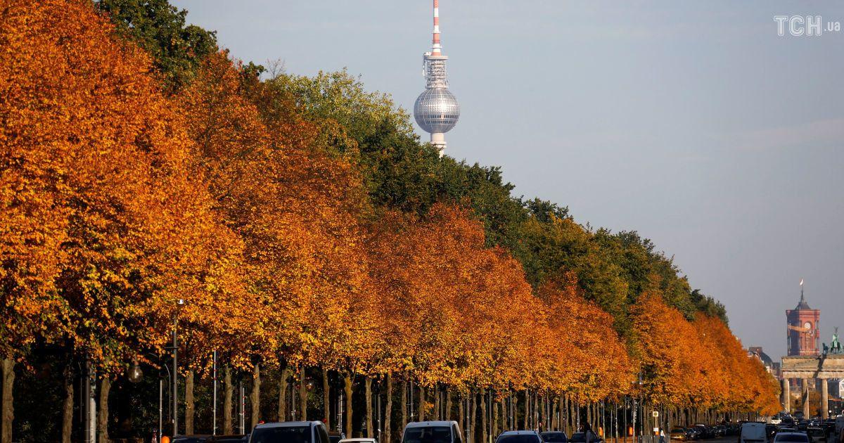 Осень в Германии @ Reuters