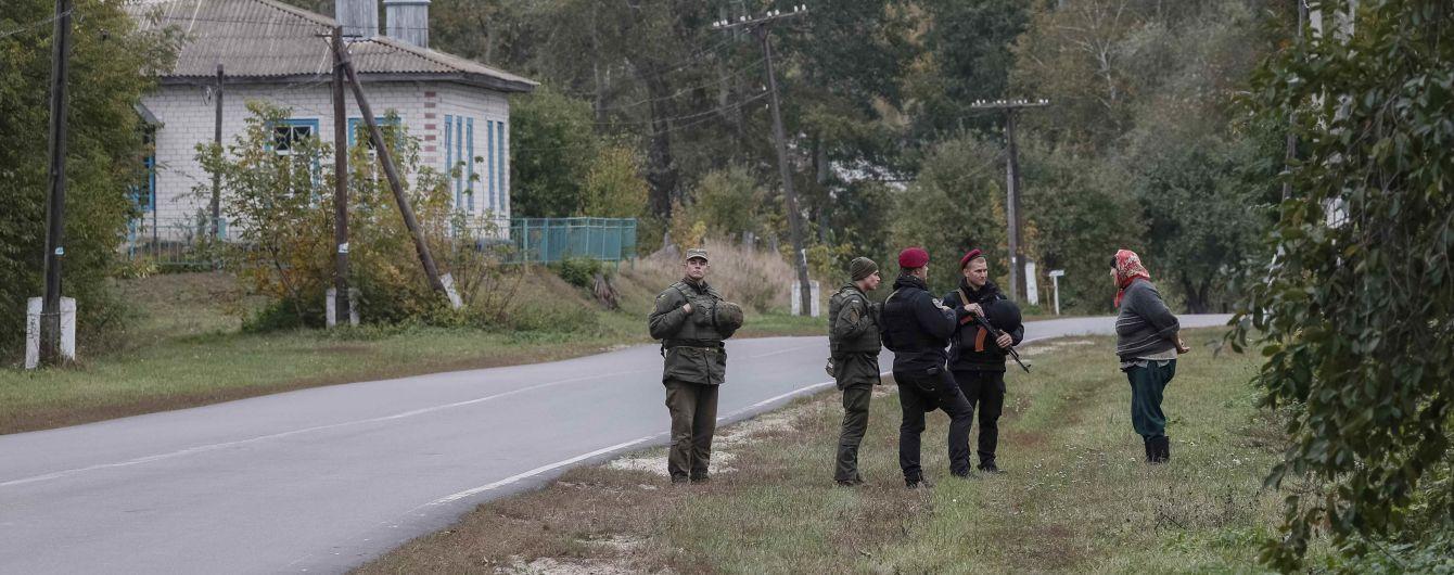 Пустые улицы и дома без окон: от Ични на Черниговщине эвакуировали целые села