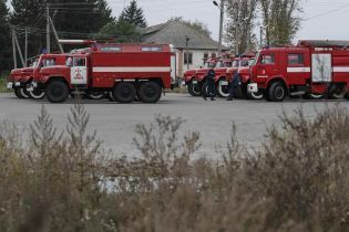 Ликвидация последствий взрывов на военных складах возле Ични будет круглосуточной - Минобороны