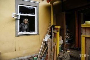 Взрывы в Ичне: неизвестные разбросали листовки с призывом судиться с властью за разбитые дома