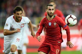 Лига наций. Сборная Португалии в драматическом матче обыграла Польшу