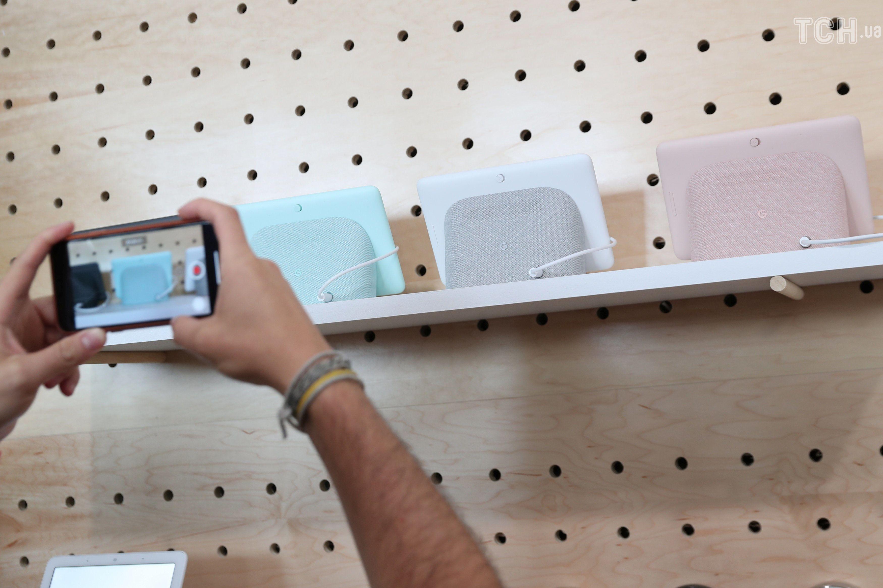 Google презентація смартфону pixel 3 і планшету_6