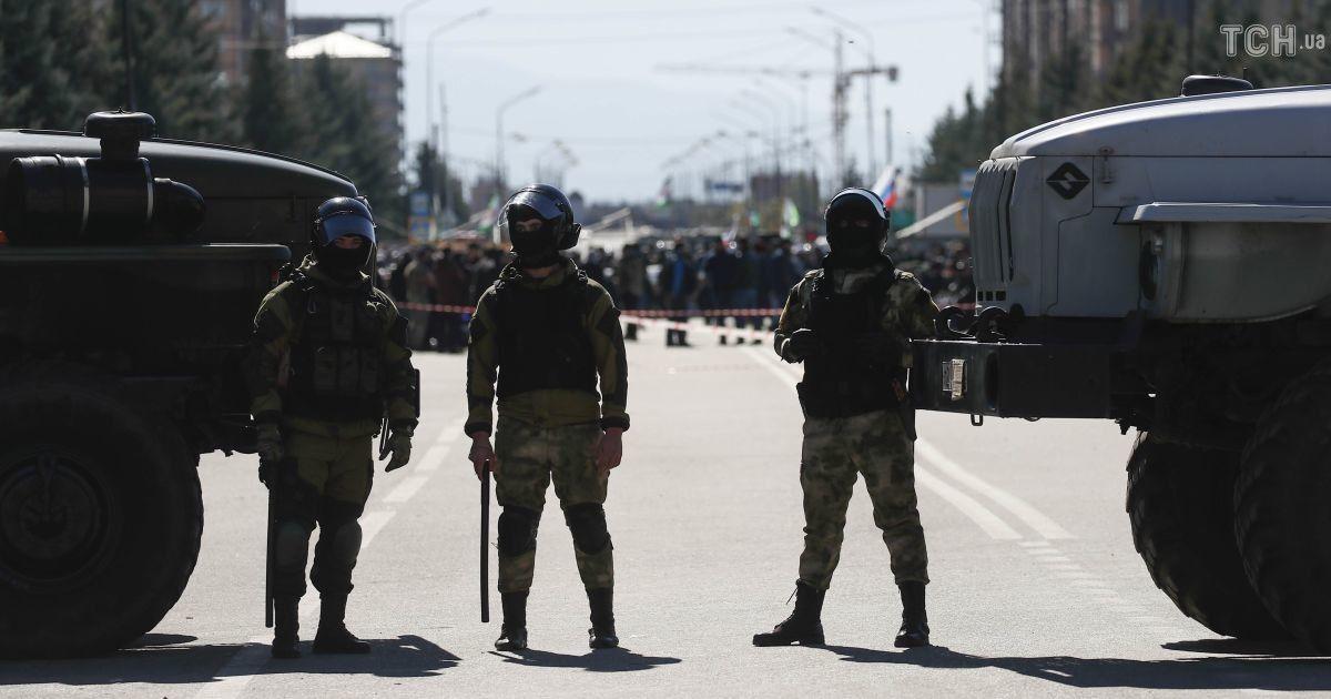 У Кремлі вперше прокоментували масові мітинги в Інгушетії