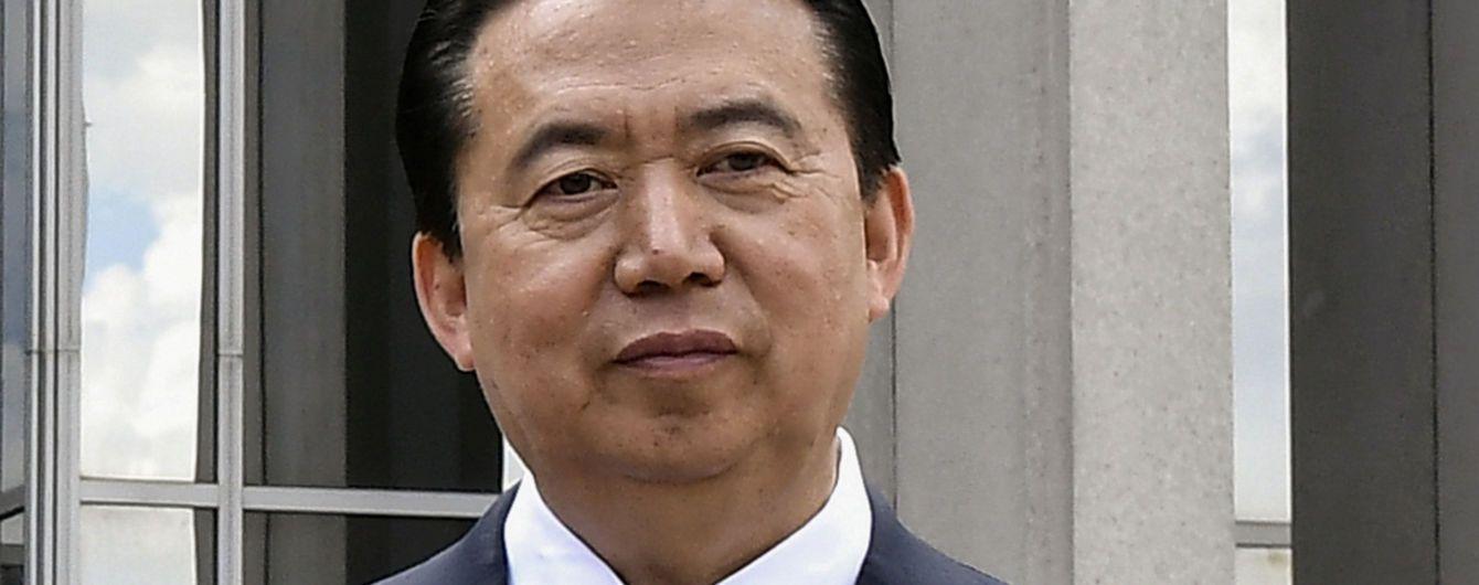 В Интерполе отказались комментировать исчезновение своего президента