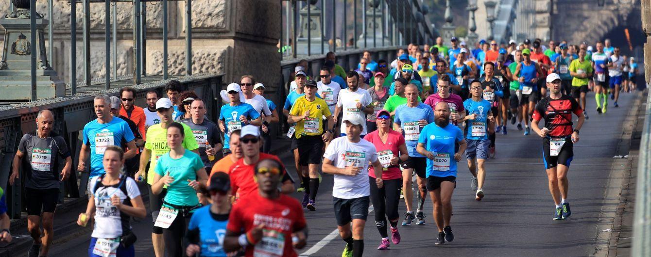 В Кардиффе во время марафона скончались двое мужчин