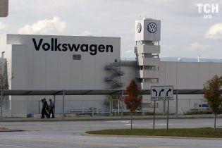Volkswagen построит завод в Восточной Европе