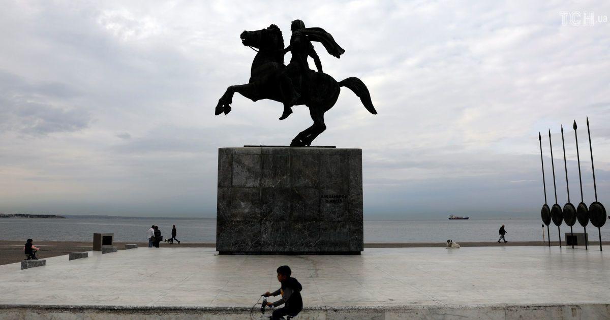 "Грецию атаковал мощный ураган ""Ксенофон"""