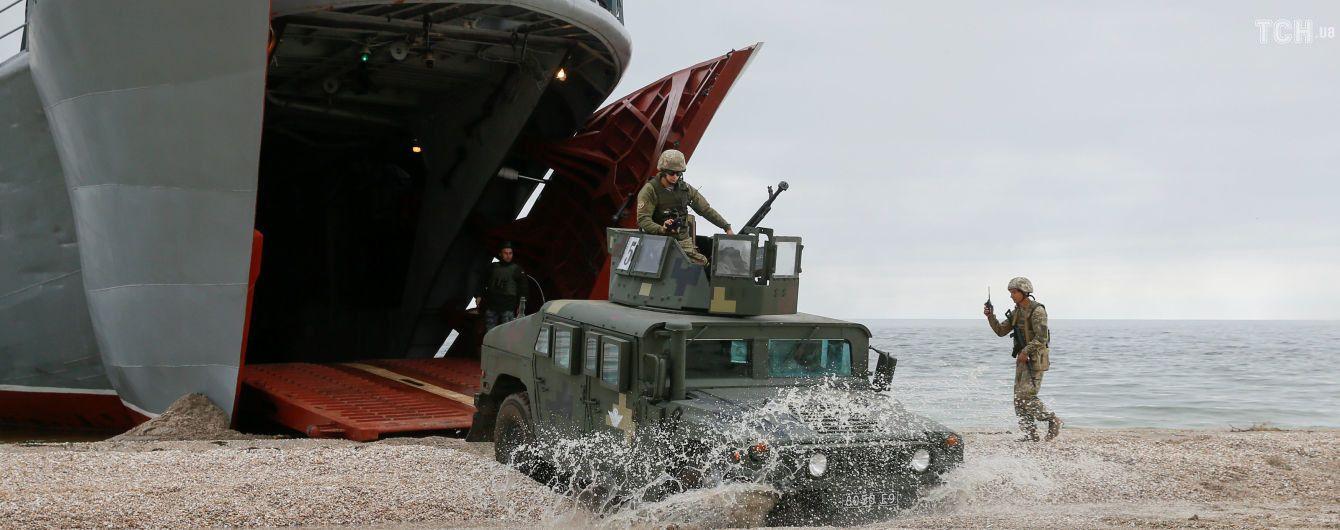 Порошенко рассказал о новом управлении и спецподразделении для защиты в Азове