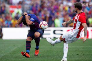 """""""Барселона"""" в третий раз за шесть дней потеряла очки в чемпионате"""