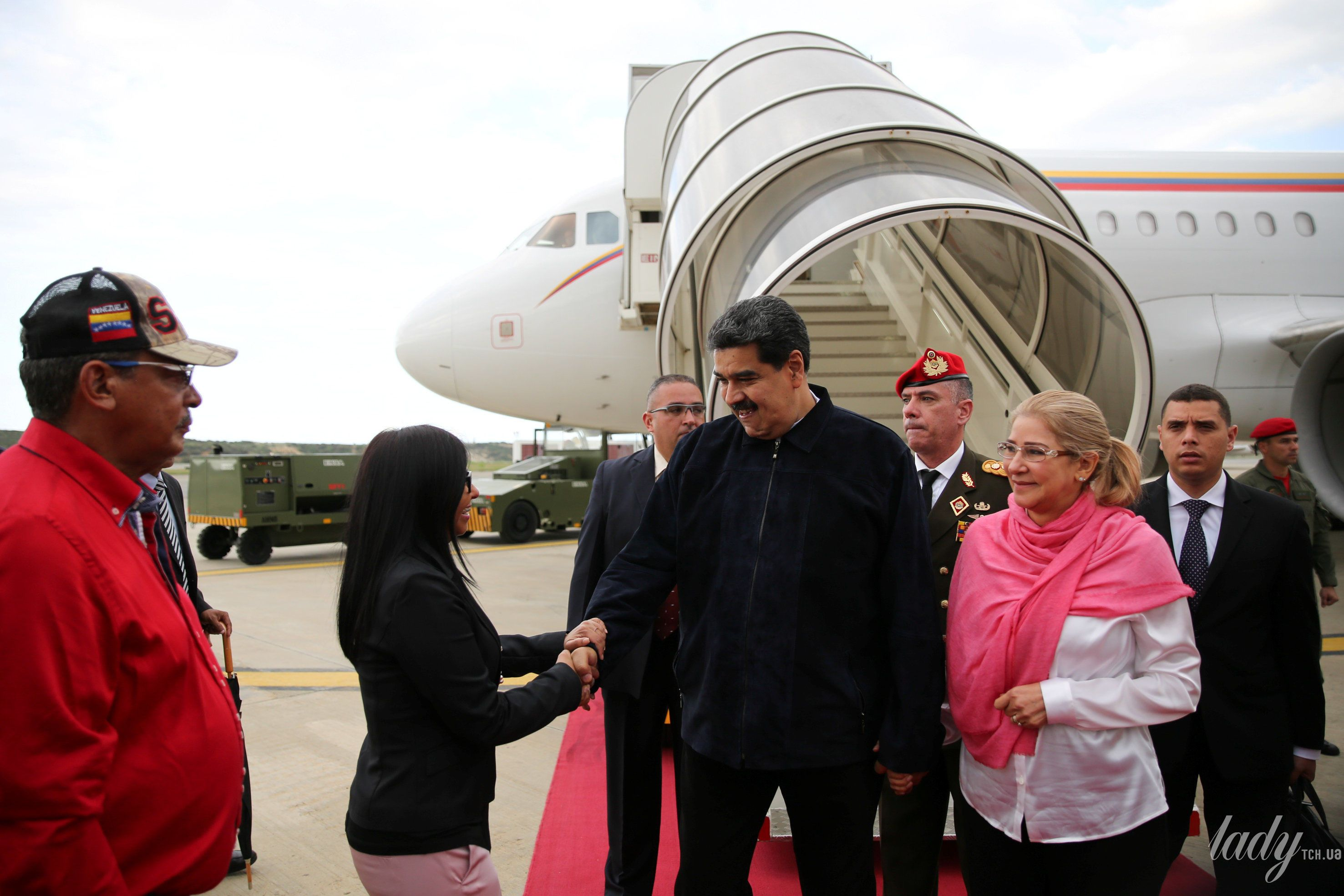 Первая леди Венесуэлы Силия Флорес_2