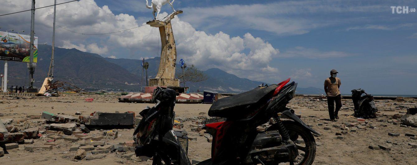 Разрушения отужастного землетрясения вИндонезии попали навидео соспутника