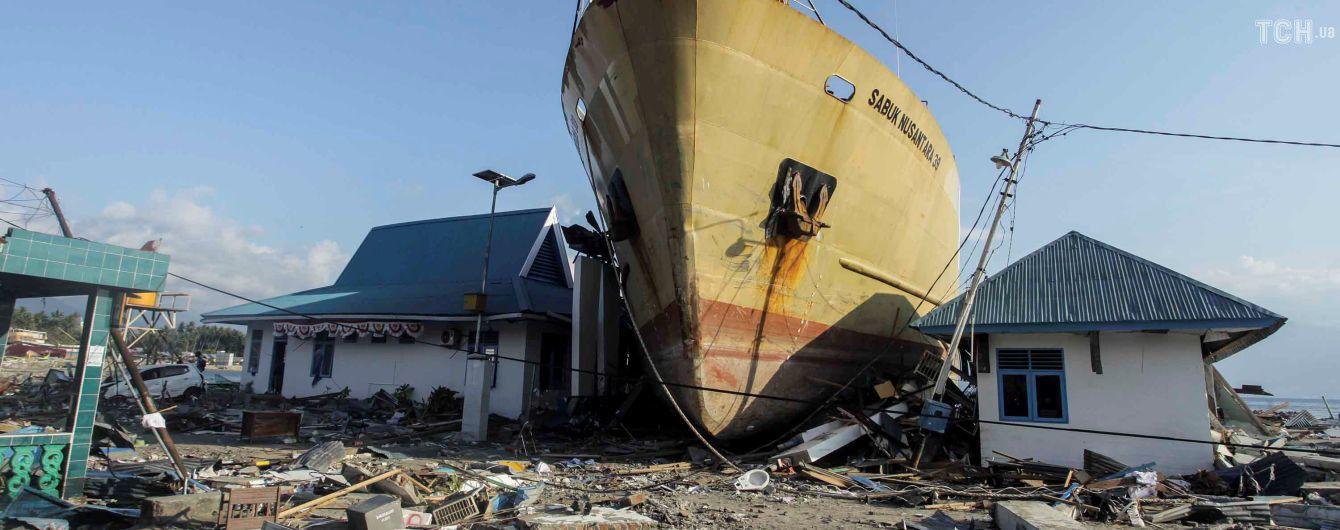 Порошенко обратился к правительству о немедленной помощи Индонезии