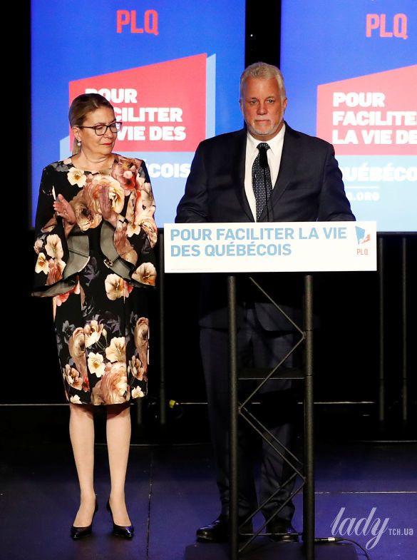 Жена премьер-министра Квебека_3
