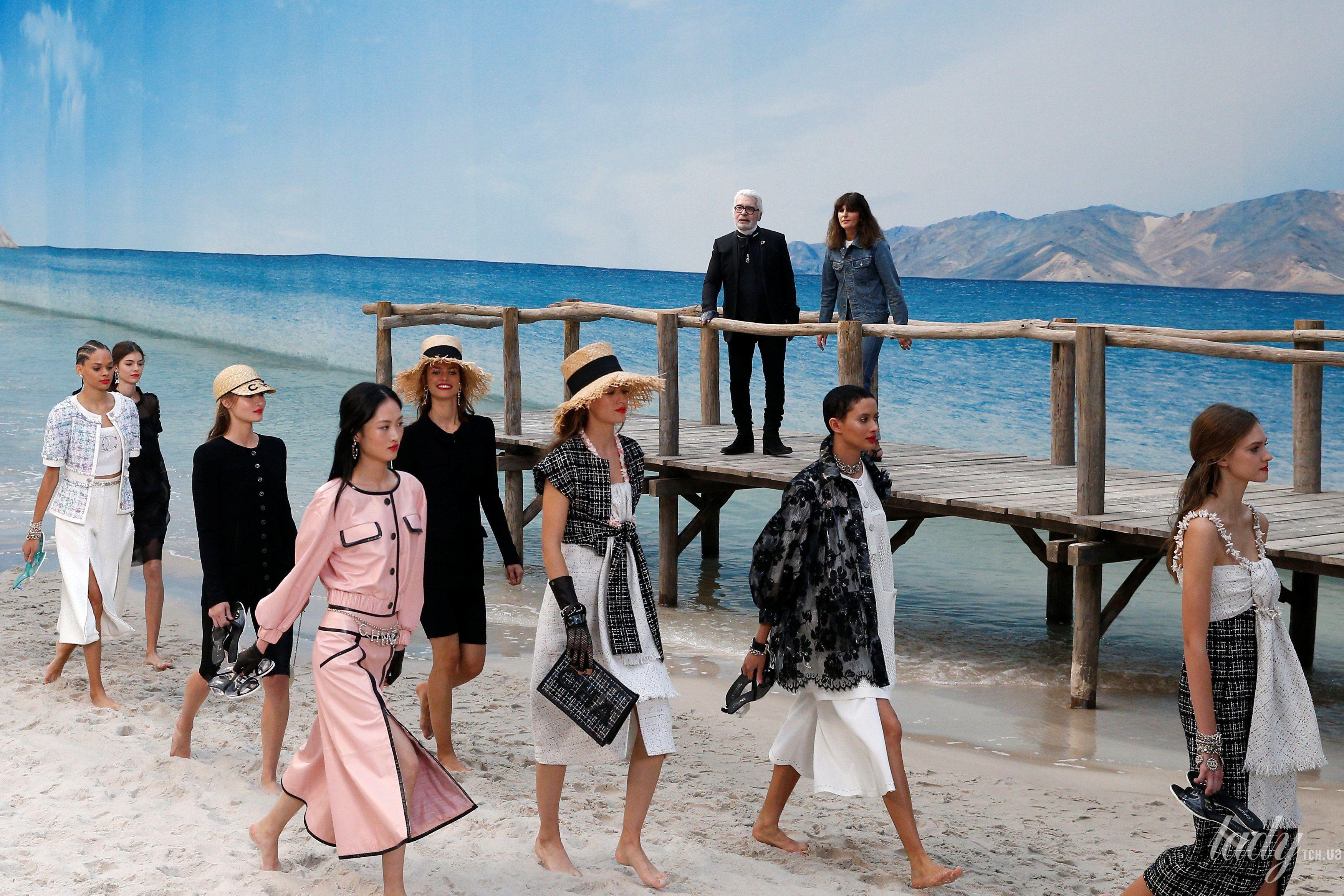 Коллекция Chanel прет-а-порте сезона весна-лето 2019_4