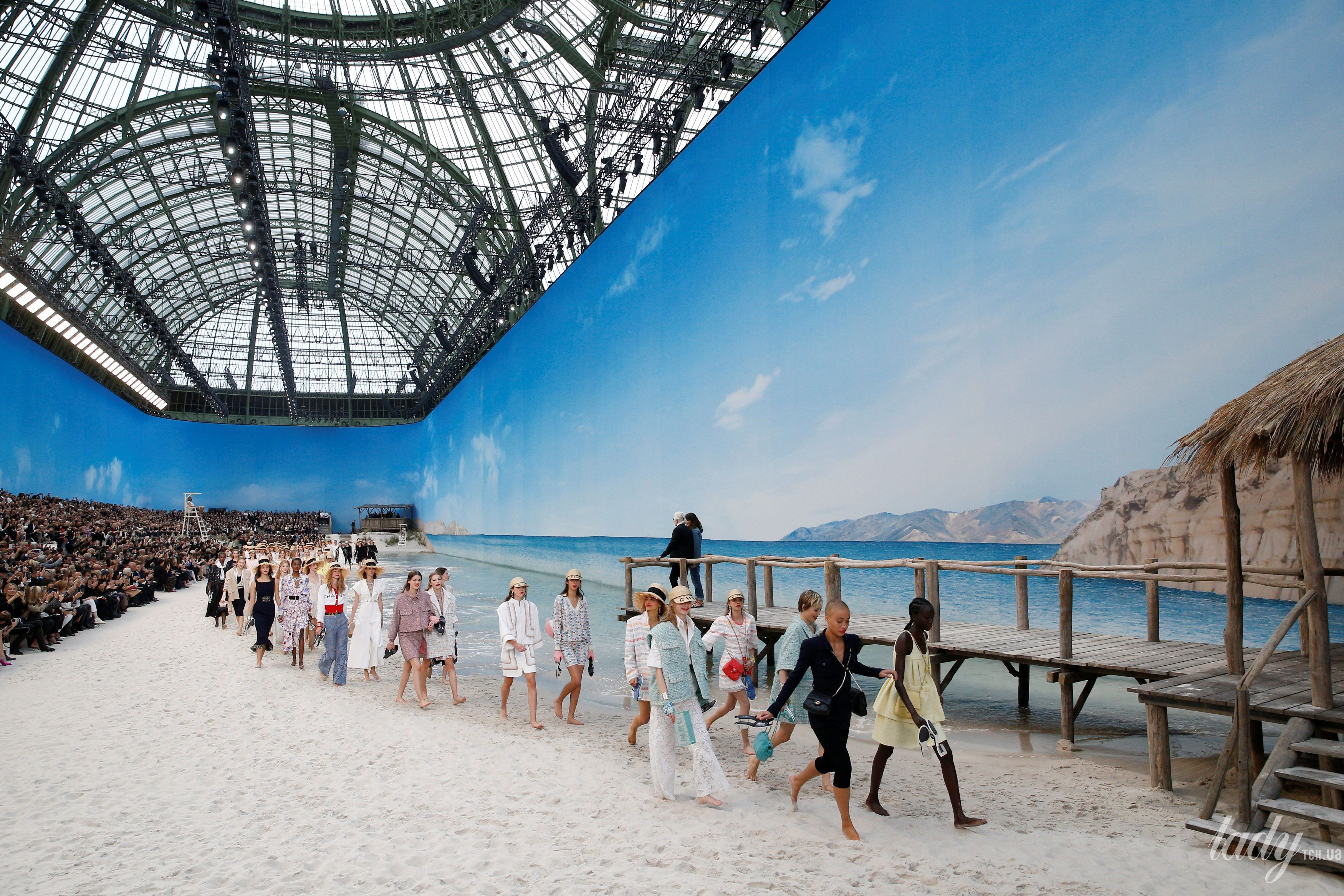 Коллекция Chanel прет-а-порте сезона весна-лето 2019_9