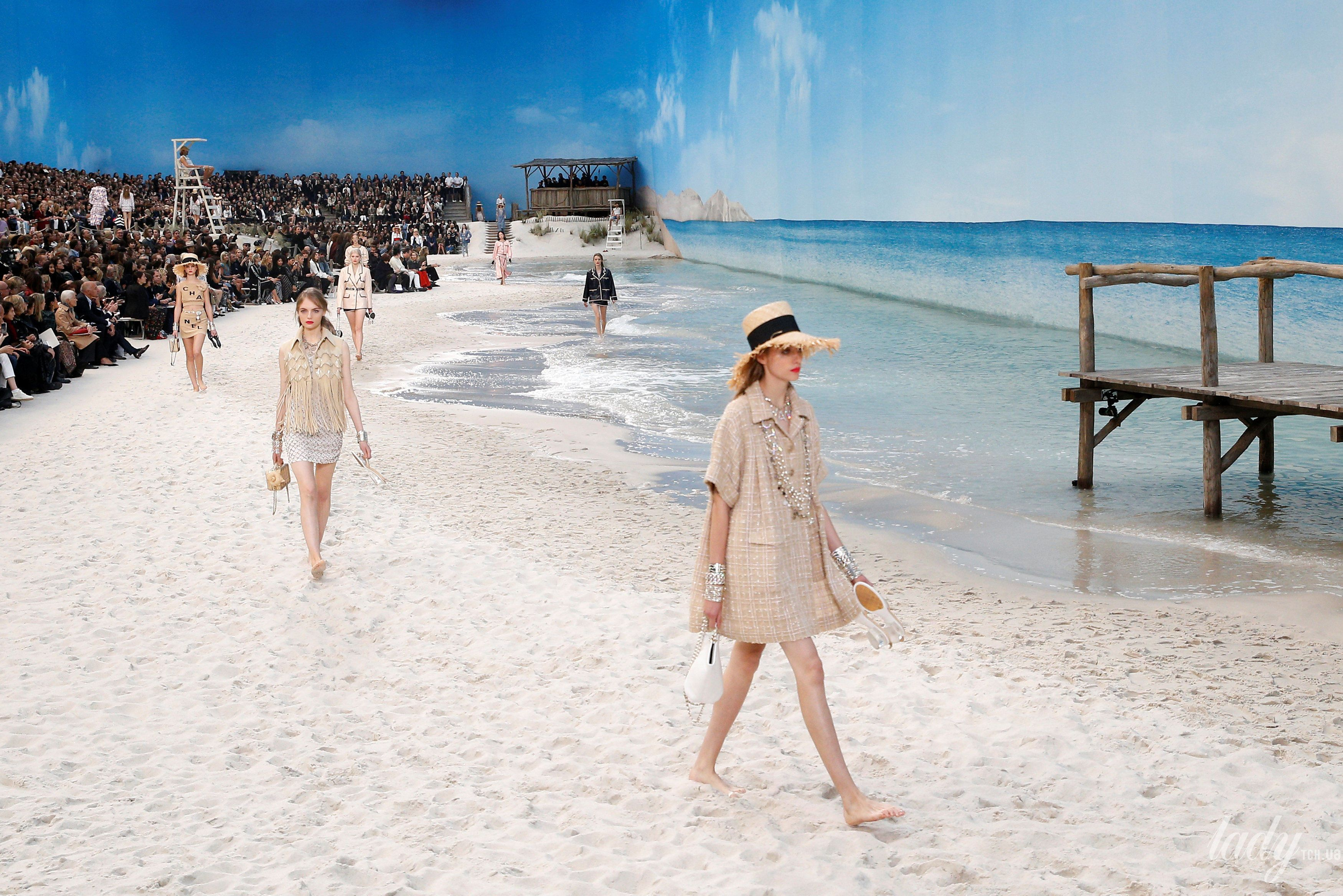 Коллекция Chanel прет-а-порте сезона весна-лето 2019_8