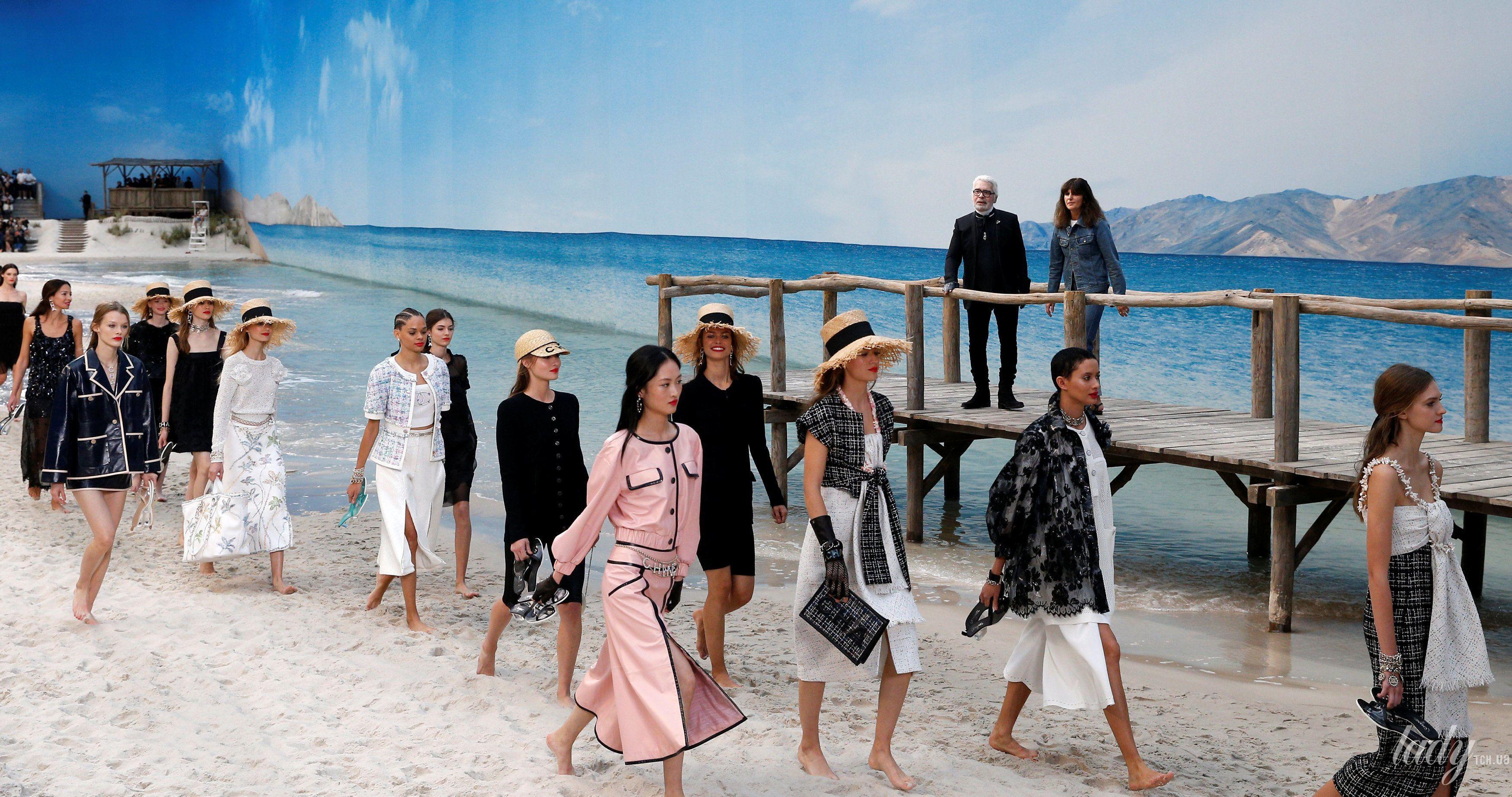 Коллекция Chanel прет-а-порте сезона весна-лето 2019_5