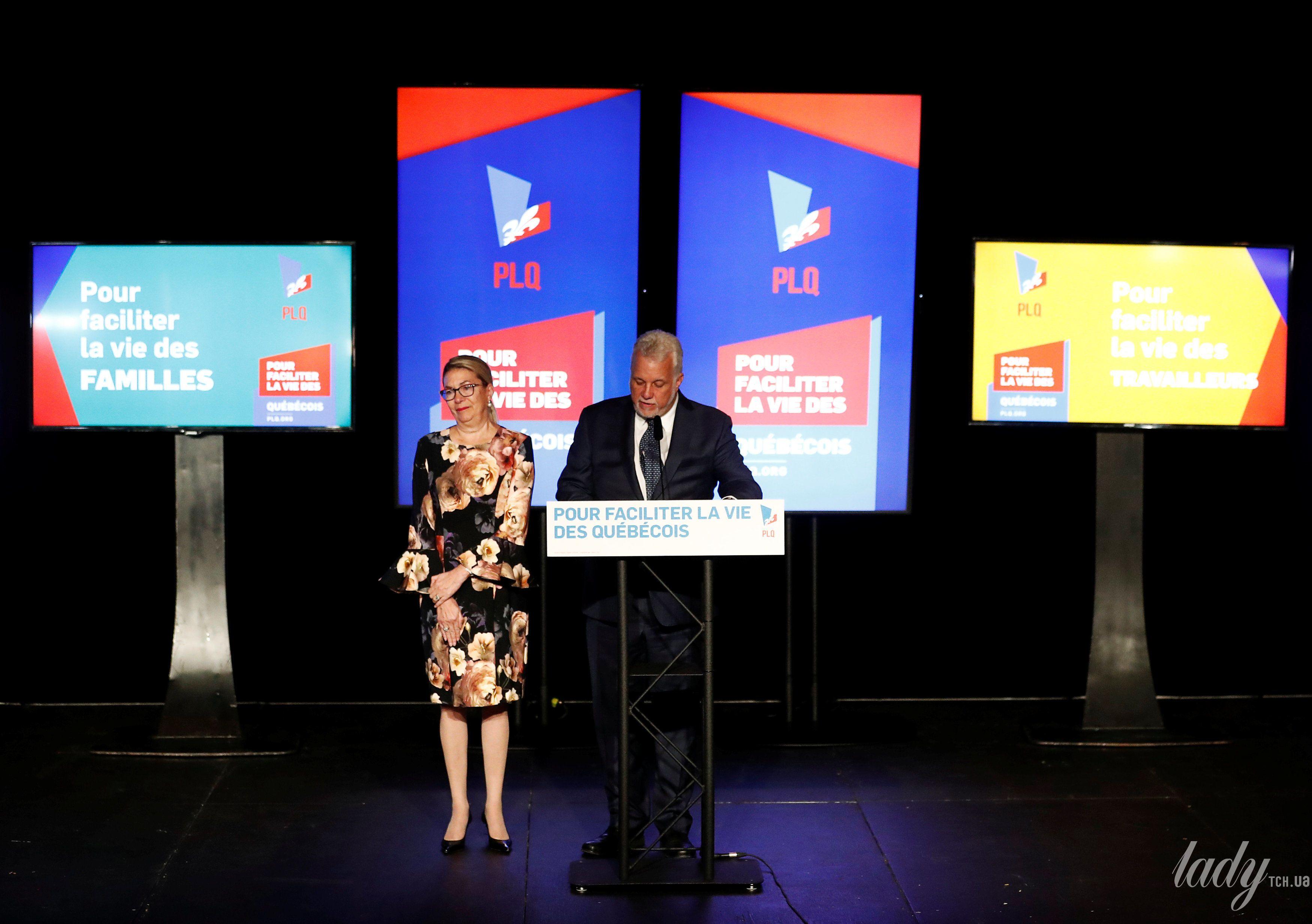 Жена премьер-министра Квебека_2