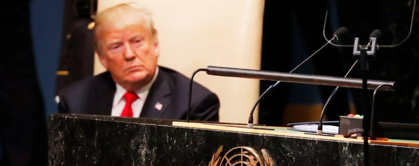 """""""Лише тим, хто нас поважає"""". Трамп заявив про перегляд США зовнішньої допомоги іншим країнам"""