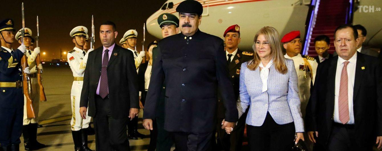 США наложили санкции на жену президента Венесуэлы – Трамп пообещал еще