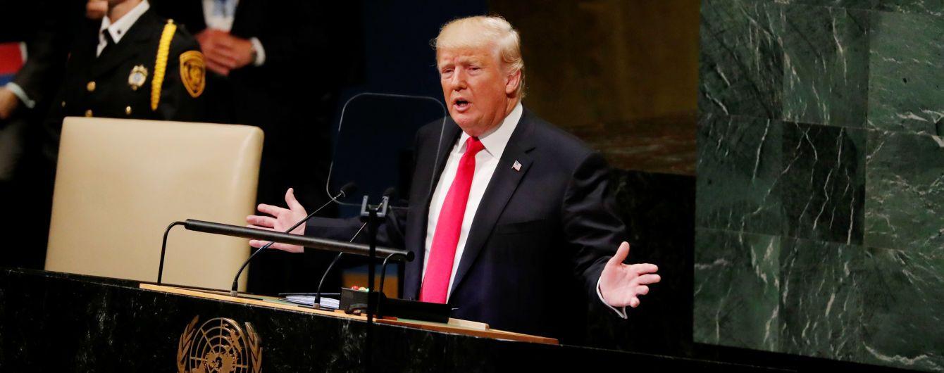 Трамп: Лидеры Ирана сеют хаос и смерть, в ноябре их ждут новые санкции