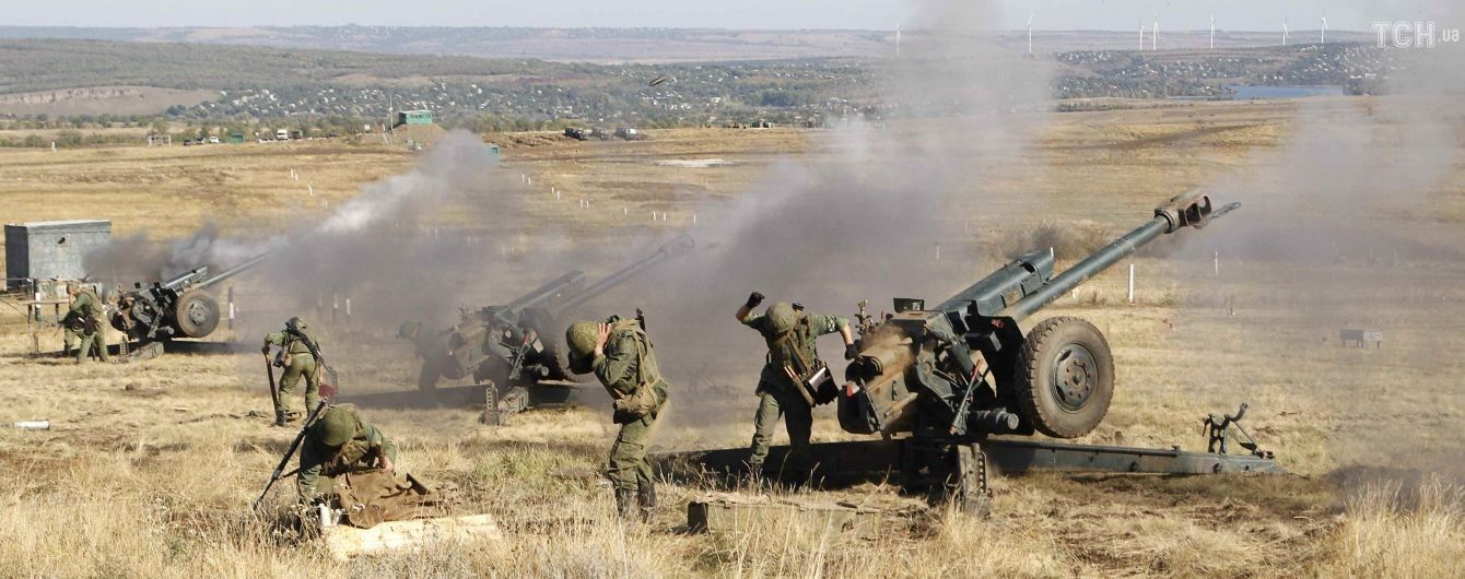C начала суток боевики не совершили ни одного обстрела в сторону украинских позиций