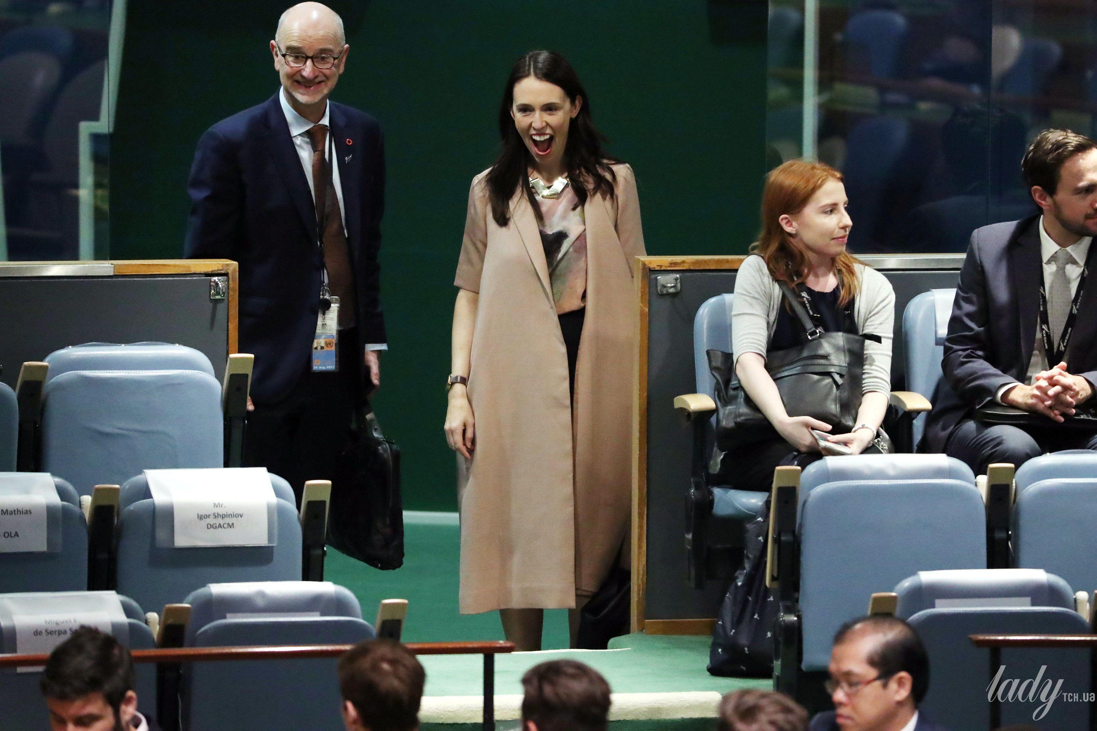 Премьер-министр Новой Зеландии Джасинда Ардерн_5