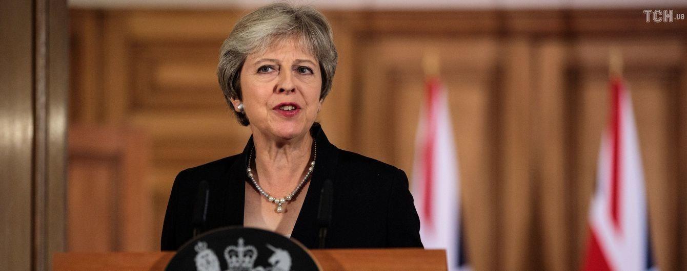 Тереза Мей та представники ЄС уклали таємну угоду щодо Brexit - The Times