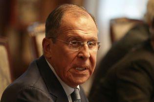 """У Лаврова зажадали від України припинити """"агресивні дії"""" проти Росії"""