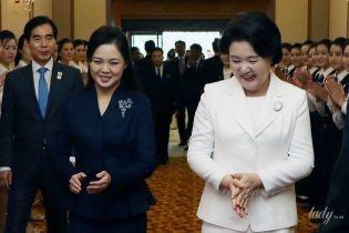 Битва образов первых леди: Северная Корея vs Южная