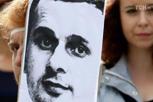 Він не хоче бути героєм: сестра Сенцова подякувала Європарламенту від імені свого брата