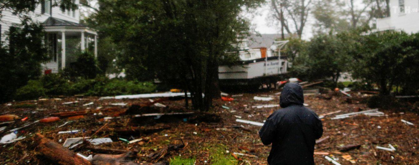 """""""Флоренс"""" продолжает забирать жизни: в США находят новые жертвы урагана"""