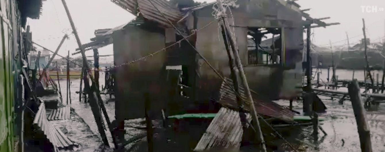 Смертельний тайфун на Філіппінах. Кількість загиблих збільшилася вдвоє