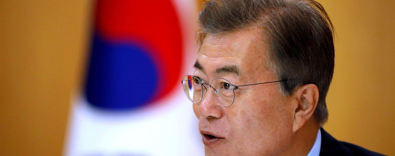 Південна Корея відправила в КНДР представників для підготовки зустрічі лідерів країн