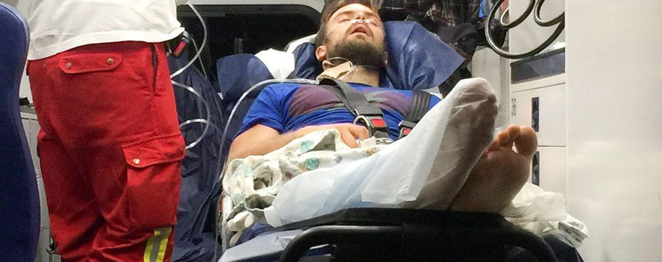 Активиста Pussy Riot Верзилова скорее всего отравили - немецкие врачи