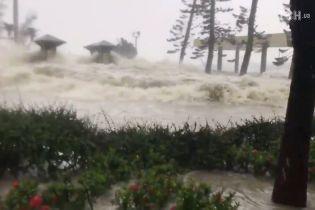 В Тихом океане сформировался мощнейший в этом году тайфун