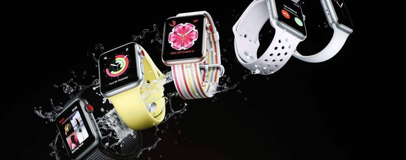 Кардиолог на руке: Apple представила новые Apple Watch Series 4
