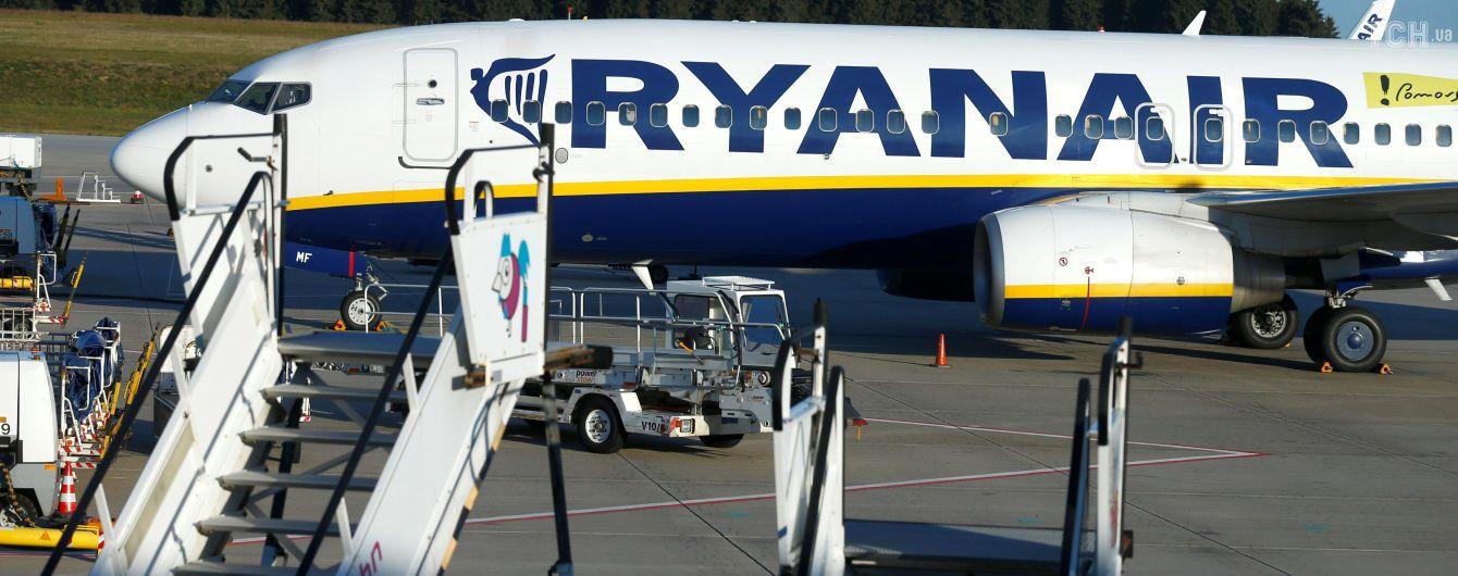 Ryanair анонсировал новые рейсы из Украины и многомиллиардные инвестиции