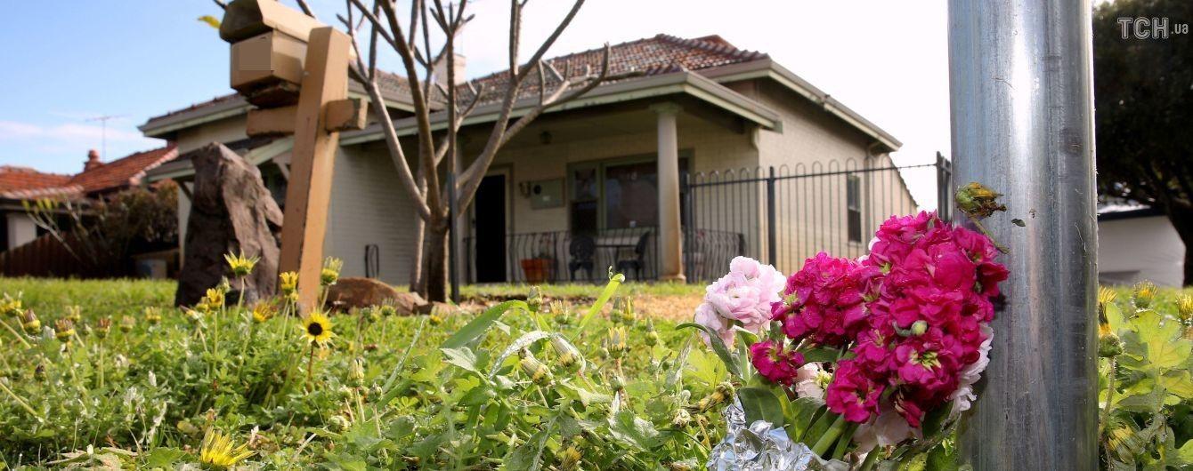 Кривава різанина в Австралії: чоловік вбив трьох своїх маленьких доньок, їхню матір та бабусю