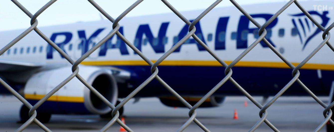 Ryanair отменил 150 рейсов из-за забастовки пилотов и бортпроводников в Германии