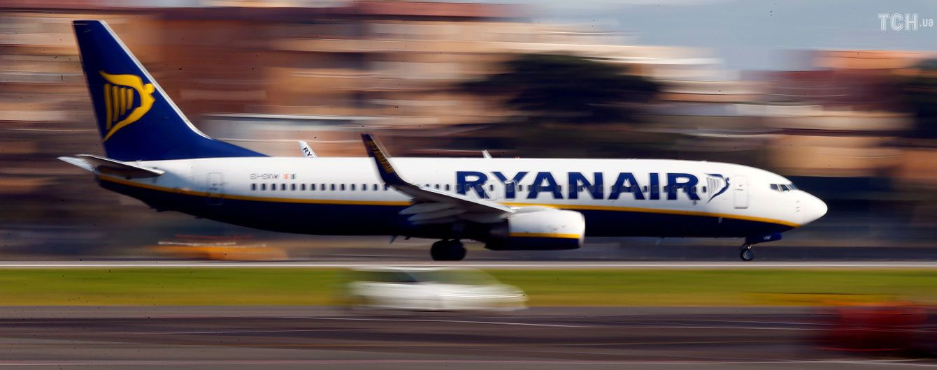 У Мінінфраструктури назвали ще одне українське місто, звідки літатиме лоукостер Ryanair
