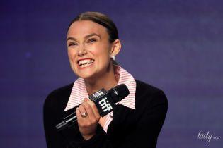 У 32 зуби: Кіра Найтлі емоційно представила свій новий фільм