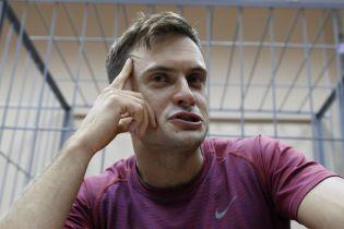 В РФ учасника Pussy Riot в предынсультном состоянии перевели в реаниманцию