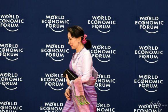 Государственный советник Мьянмы Аун Сан Су Чжи_1