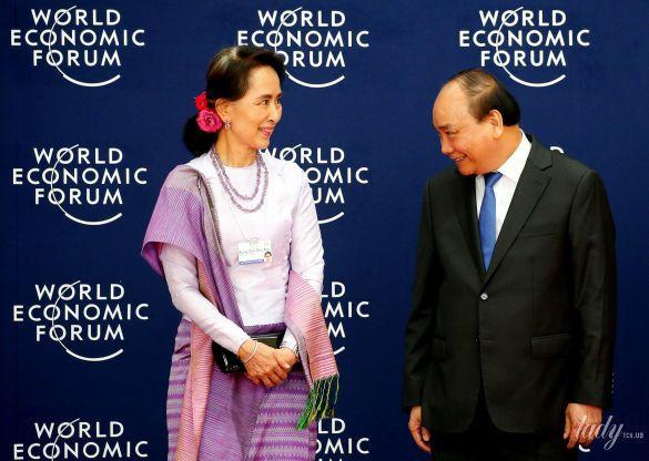 Государственный советник Мьянмы Аун Сан Су Чжи_4