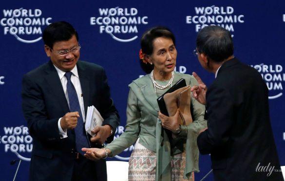 Государственный советник Мьянмы Аун Сан Су Чжи_6