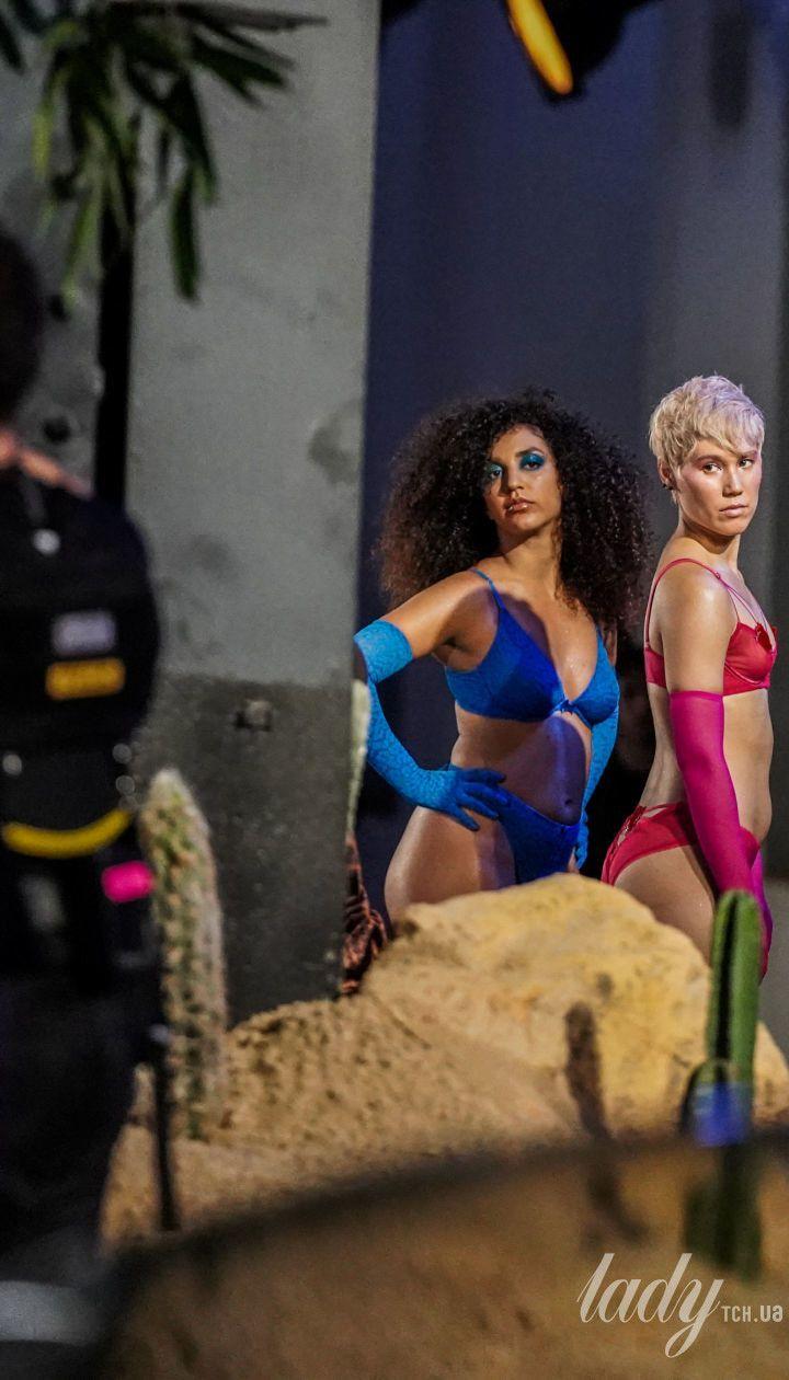 Показ Savage X Fenty на Неделе моды в Нью-Йорке @ Reuters